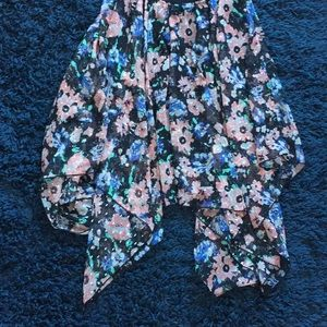 Almost Famous Dresses - Almost Famous Floral Flowy Dress